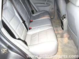 Porsche Cayenne Jacking Mode - porsche cayenne fuel pump and filter replacement 2003 2008