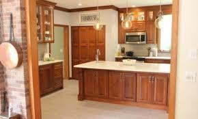 Kitchen Cabinet Cherry Fairfield Custom Kitchens Custom Kitchen Cabinets Cochranton Pa