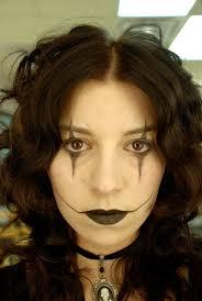 the crow makeup by oleanderchardonai on deviantart