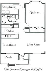 one cottage plans one bedroom cottage plans mantiques info
