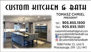 custom kitchen cabinets mississauga custom kitchen and bath home
