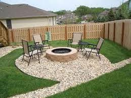 Best  Cheap Backyard Ideas Ideas On Pinterest Landscaping - Simple backyard design