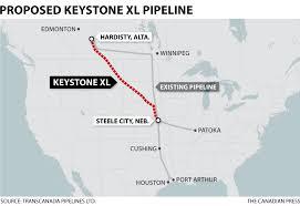 keystone xl pipeline map gives ok to keystone xl and dakota access pipelines