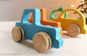 Plans For Wood Toy Trucks by Ana White Wood Push Car Truck And Helicopter Toys Diy Projects