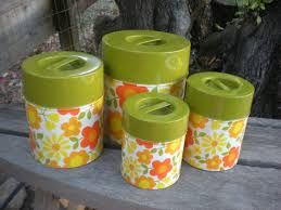 green kitchen canisters sets 47 best tin canister sets images on pinterest vintage canisters