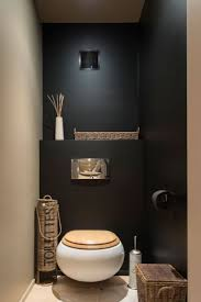 Best  Black Toilet Ideas On Pinterest Concrete Bathroom - Black bathroom designs