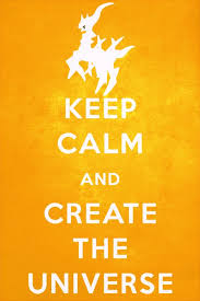 Create Keep Calm Meme - keep calm and create the universe https www facebook com pages the