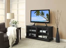 tv stand for 48 inch tv table top tv stand black