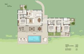 Bedroom Floorplan by Peninsula Sailrock Living