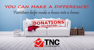 Donate Used Furniture by Furniture Donations Tnc Community