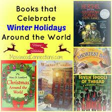 books that celebrate winter holidays around the world mosswood