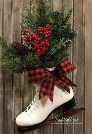 Plant Used As A Christmas Decoration Best 25 Christmas Sled Ideas On Pinterest Decorating Porch For