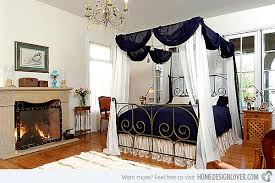 how to decorate canopy bed 15 dreamy and romantic full draped canopy beds home design lover