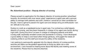 nursing sample cover letter top essay writing cover letter