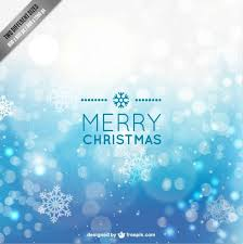 blue christmas blue christmas background with snowflakes vector free