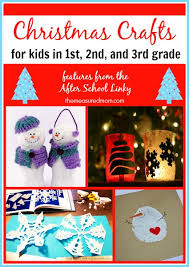 3rd Grade Christmas Craft Ideas