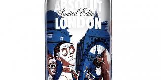 absolut vodka design hewlett designs limited edition absolut vodka bottle the drum