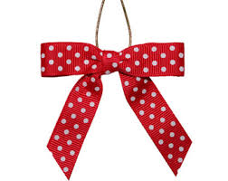 polka dot ribbon with white dots grosgrain ribbon bow pre polka dot bows