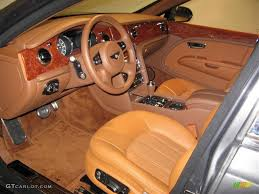 orange bentley interior newmarket tan cognac interior 2011 bentley mulsanne sedan photo
