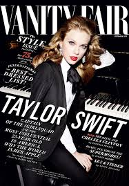 Vanity Fair Cover Shoot Taylor Swift Turns Up The Glam For Vanity Fair Cover Shoot