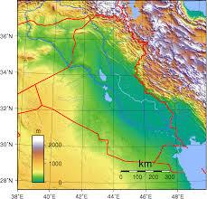 Iraq Province Map Iraqi Geopolitics Future Economics