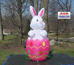 Easter Bunny Decorations Pinterest by 8 Best Inflatables Images On Pinterest Thanksgiving Easter
