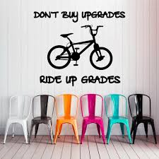 bicycle wall decal promotion shop for promotional bicycle wall