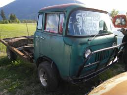 jeep fc 170 other the rusty rasta