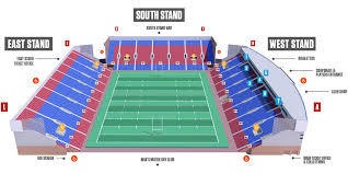 Anz Stadium Floor Plan Match Tickets Wigan Warriors