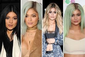 cut before dye hair kylie jenner hair extensions kylie jenner hair color changes