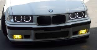 e36 3 series dj auto euro and dot ellipsoids orion led angel eyes