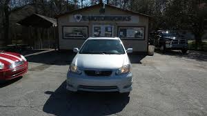 toyota corolla 2005 xrs 2005 toyota corolla xrs 4dr sedan in roswell ga e motorworks