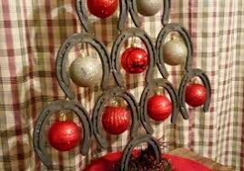 horseshoe christmas tree home diy archives bren haas