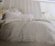 simply shabby chic embroidered duvet covers u0026 bedding sets ebay