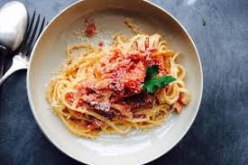 recette de cuisine all recette de pasta all amatriciana rapide