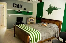 designing fun pre historic bedroom for little boys and babies