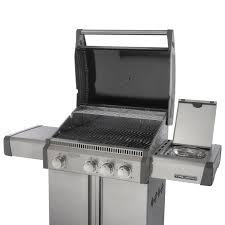 backyard grill 4 burner napoleon triumph 37 500 btu 4 burner natural gas bbq t410sbnk