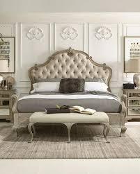 Tufted King Bed Frame Bernhardt Ventura Tufted King Bed Neiman
