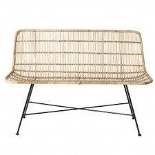 chaise kubu chaise kubu naturelle bloomingville mob sofa daybed