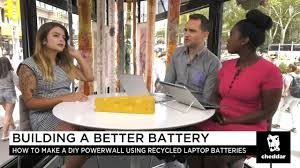tesla who diyers are building their own powerwalls video