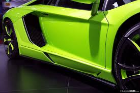 Lamborghini Gallardo Lime Green - aventador spidron by fab design aventador fab design 18 hr image