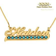 Personalized Necklaces For Her 24 Best Personalized Necklaces Images On Pinterest Personalized