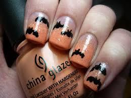 nail art creative and easy halloween nail art designs