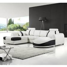leather white modern sofa the holland white modern sofa designs