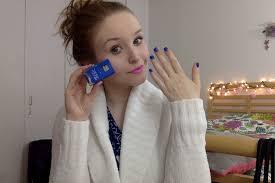 nails inc gel effect nail polish review youtube