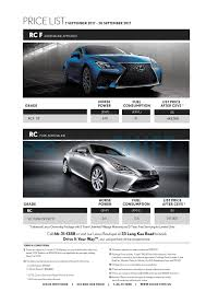 lexus used car singapore lexus singapore printed car price list oneshift com