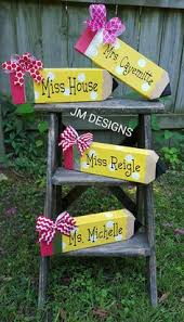 Wooden Projects For Gifts by That U0027s My Letter