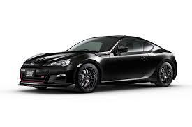 black subaru brz interior japan gets new 2015 subaru brz ts by sti
