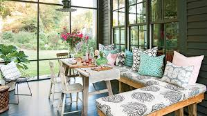 Closed In Patio Porch And Patio Design Inspiration Southern Living