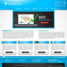 website homepage design and web design solutions by design korner